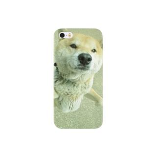 柴犬ライチ② Smartphone cases