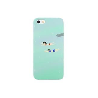 熊ついてきたwww Smartphone cases