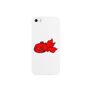 ハラヘッタ金魚 Smartphone cases