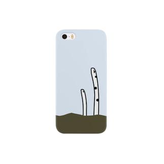 チンアナゴ Smartphone cases