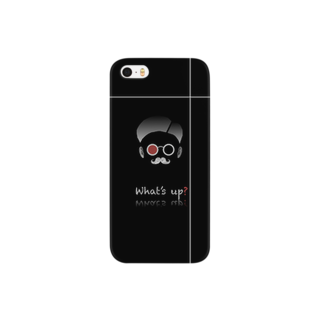 MaYghTのひげメン Smartphone cases