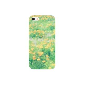 * 黄色のしあわせ * Smartphone cases