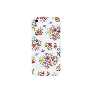 Happy Flower 02 Smartphone cases