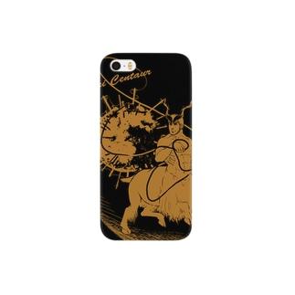 ケンタウロス:マーコール(B) Smartphone cases