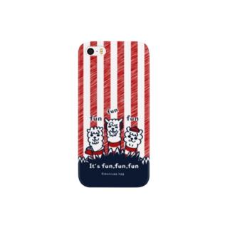 It'funfunfun【3】iPhone 5s/5用  スマートフォンケース