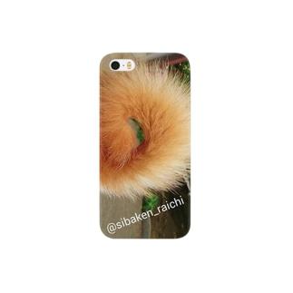 柴犬ライチ⑥ Smartphone cases