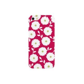 Wild Flower_RD Smartphone cases