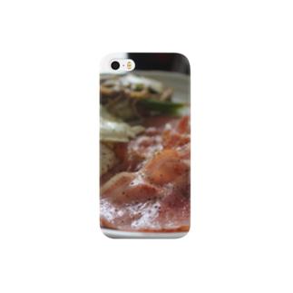 ベーコンエッグ Smartphone cases