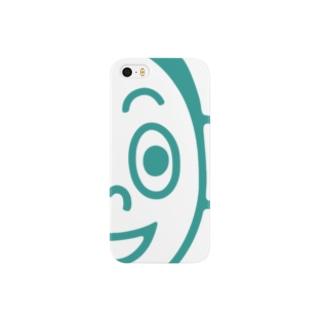 よなみねくん(white) Smartphone cases