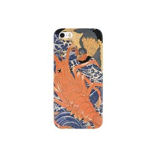 めでたい蝦iPhoneケース Smartphone cases