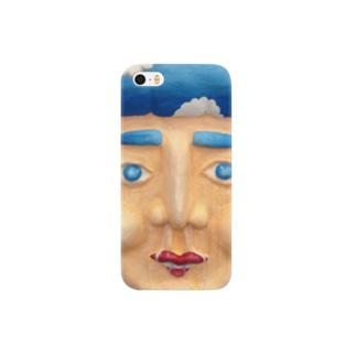「 溺れる 」半立体 Smartphone cases