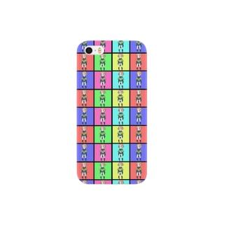 ぱんつちゃん Smartphone cases