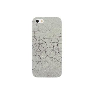 ヒビ Smartphone cases
