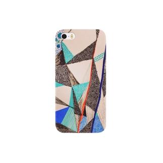粒々 Smartphone cases