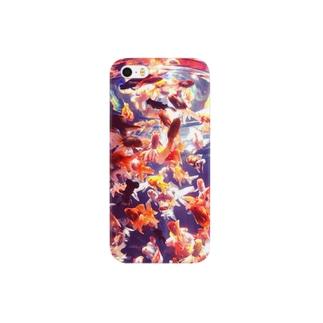 金魚さん Smartphone cases