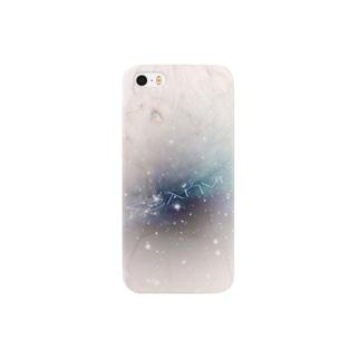 海月は夜空に漂う Smartphone cases