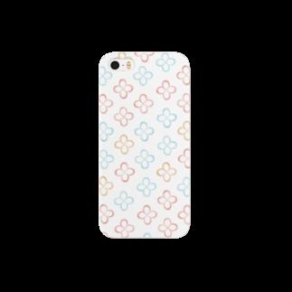 一束の結び目 Smartphone cases