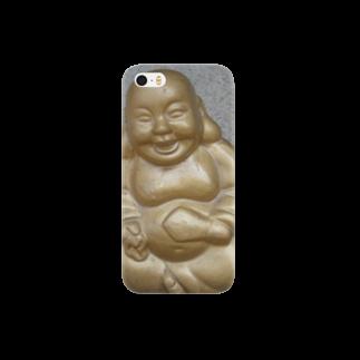 セラピストヤマモトの布袋さまグッズ メタボでも大丈夫 Smartphone cases