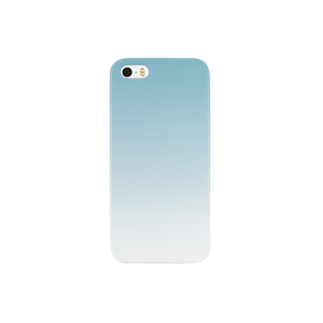 PAPER  HEKISUIのPARIS Bleu Smartphone cases