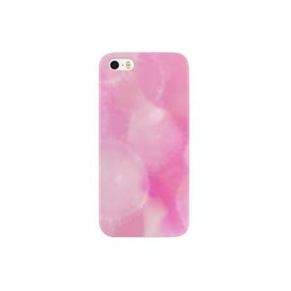 ぴんく Smartphone cases
