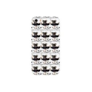 悪魔くんの連なるiPhoneケース Smartphone cases
