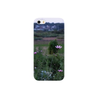 9/22 コスモス HOMETOWN Smartphone cases
