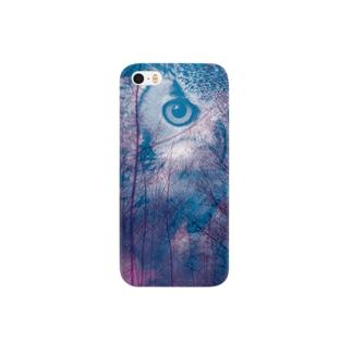 yuka_clucluのowl_owl Smartphone cases