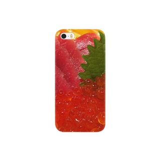 海鮮丼 Smartphone cases