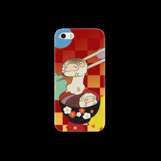 ♡ARCO♡のもちひつじ Smartphone cases