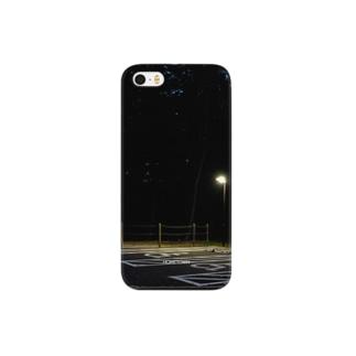 09/24 駐車場夜 HOMETOWN Smartphone cases