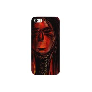 くびながぞく Smartphone cases