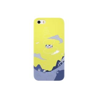 キャトラれ牛 Smartphone cases