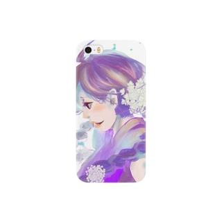 アジサイ姫 Smartphone cases
