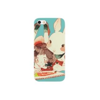 うさぎ日和 Smartphone cases