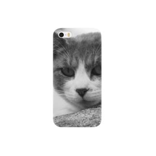 キリっ Smartphone cases