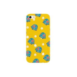 ぴよ Smartphone cases
