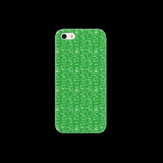 メバエマツモトのめばえさんまみれ Smartphone cases