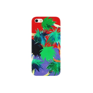TROPICAL TREES Smartphone cases