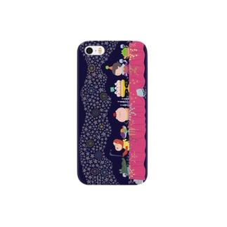 星空・花空・夜空 Smartphone cases