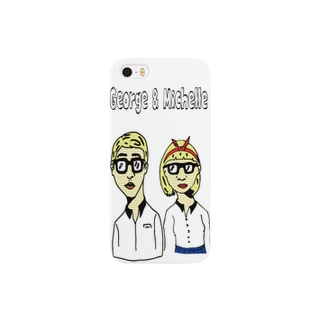 George & Michelle Smartphone cases