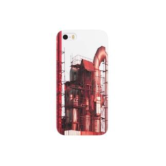 蒸気工場 Smartphone cases