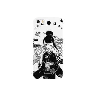 花札 Smartphone cases