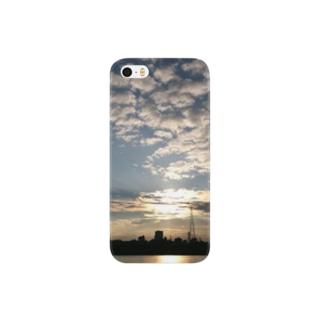 SKY SKY SKY Smartphone cases