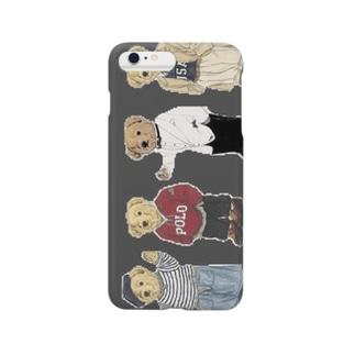 白紙 Smartphone cases