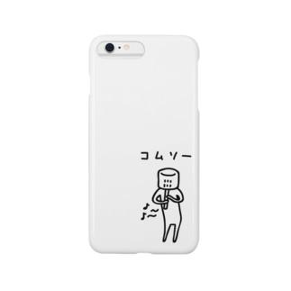 虚無僧 Smartphone cases