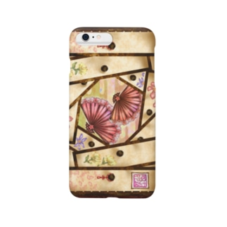 「舞庭」Series * 襖 Season's❀ Smartphone cases