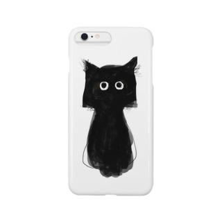 黒猫のココ No.1 Smartphone cases