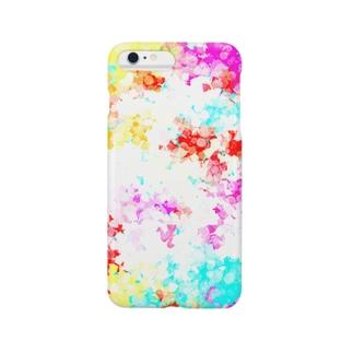 万華鏡シリーズ-珊瑚の花咲く海- スマートフォンケース