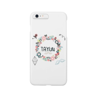 天使ロゴ Smartphone cases