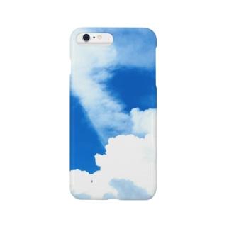 あおぞら Smartphone cases